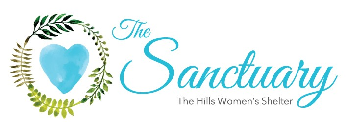The Sanctuary Hills logo