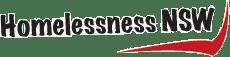 Homelessness NSW Logo