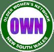 Older Women's Network Logo