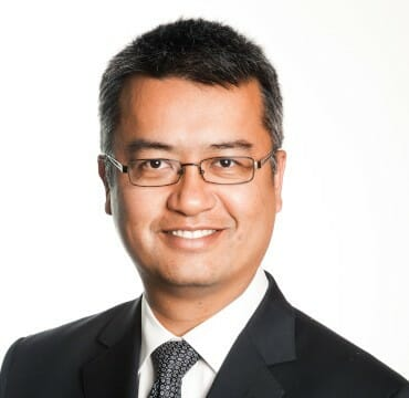 This is an image of WCS Board Member Terence Kwan