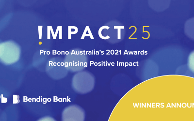 Women's Community Shelters CEO Receives Impact 25 Award 2021